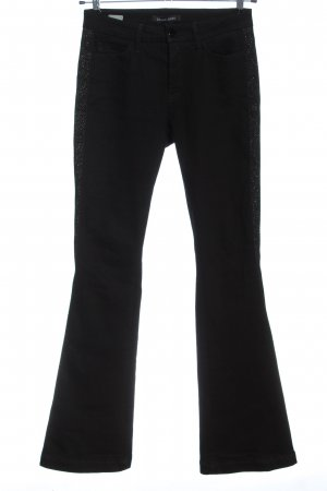 Cambio Jeans High Waist Jeans schwarz Casual-Look