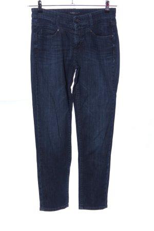 Cambio Jeans Jeansy biodrówki niebieski W stylu casual
