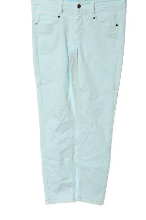 Cambio Jeans Hüftjeans türkis Casual-Look