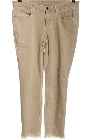 Cambio Jeans Hüftjeans nude Casual-Look