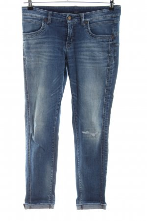 Cambio Jeans Low Rise Jeans blue casual look