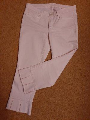 Cambio Jeans a 3/4 rosa chiaro