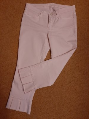 Cambio 3/4 Length Jeans light pink