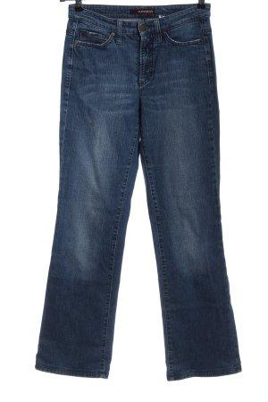 Cambio Jeans Jeans a zampa d'elefante blu stile casual