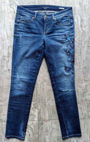Cambio Jeans Vaquero elásticos azul