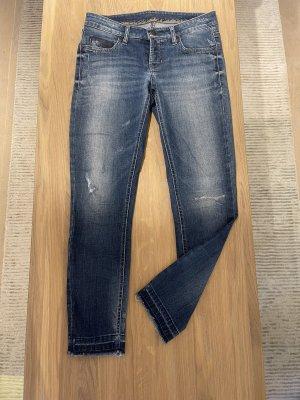 Cambio Jeans skinny bleu