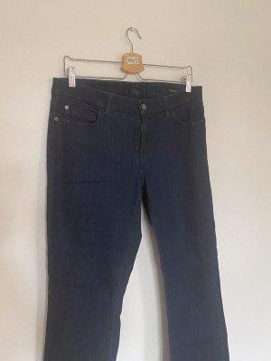 Cambio Jeans mit weitem Bein