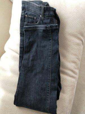 Cambio Jeans Jeansy z prostymi nogawkami czarny
