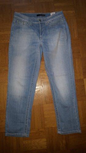 Cambio Jeans Wortel jeans azuur