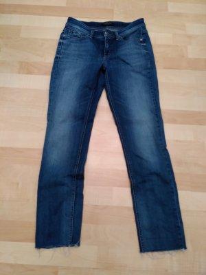 Cambio Jeans Pantalón de cinco bolsillos azul