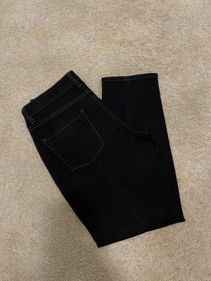 Cambio Jeans Jeansy o obcisłym kroju czarny