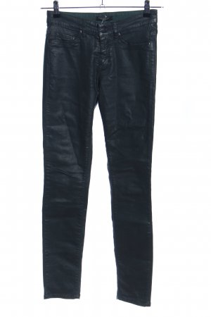 Cambio Jeans Skinny Jeans schwarz Casual-Look