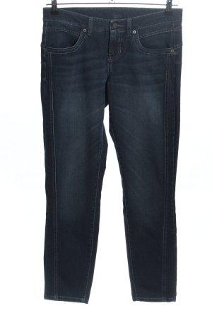 Cambio Jeans Slim Jeans blau Casual-Look