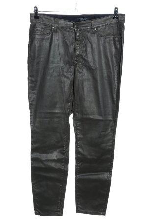 Cambio Jeans Dopasowane jeansy czarny W stylu casual
