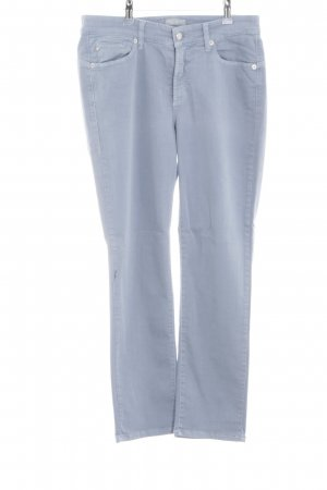 Cambio Jeans Stretchhose blau Casual Look