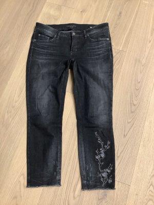 Cambio Jeans Jeans a 7/8 grigio scuro