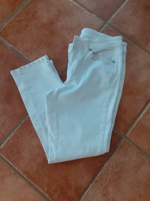 Cambio Jeans weiss gr. 40 #top#