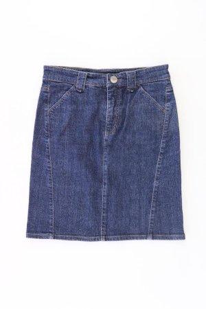 Cambio Gonna di jeans blu-blu neon-blu scuro-azzurro Cotone