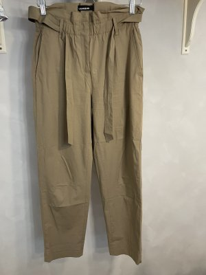 Cambio Paperbag Trousers camel