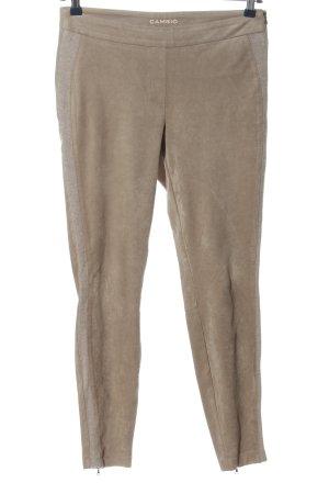 Cambio Leggings braun Casual-Look
