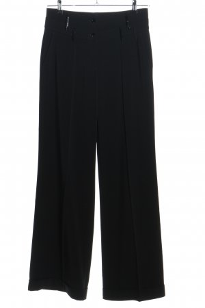 Cambio Pantalone Marlene nero stile casual
