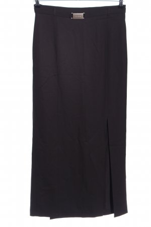 Cambio Maxi Skirt brown business style