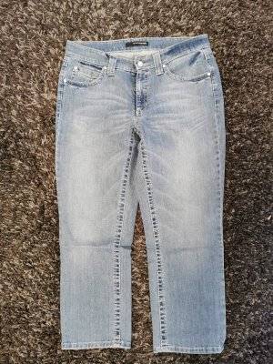 Cambio 7/8 Length Jeans azure