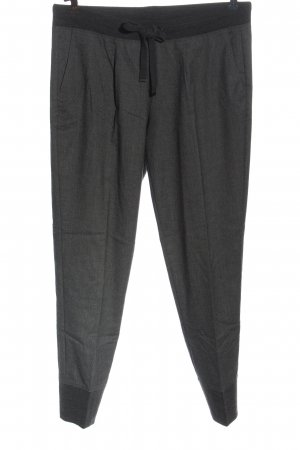 Cambio Paperbag Trousers light grey classic style