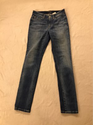Cambio Tube Jeans blue