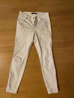 Cambio Parla Jeans weiß S 36