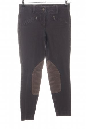 Cambio Riding Trousers brown casual look