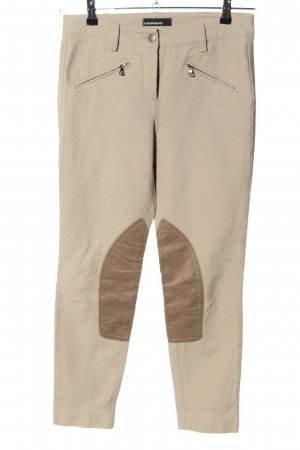 Cambio Riding Trousers nude casual look