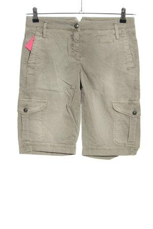 Cambio Shorts hellgrau Casual-Look