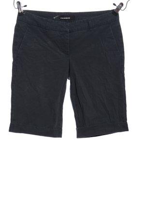 Cambio Shorts schwarz Casual-Look