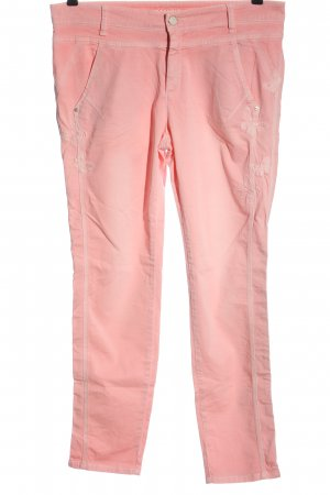 Cambio Jeans skinny rosa stile casual