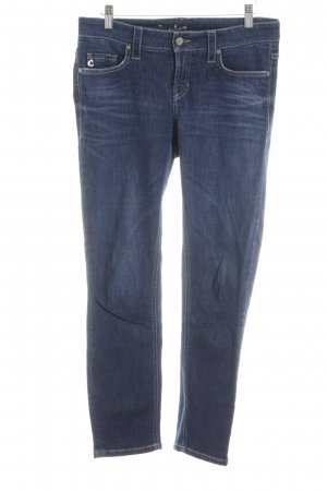 Cambio Skinny Jeans blue casual look