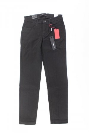 Cambio Skinny Jeans black cotton