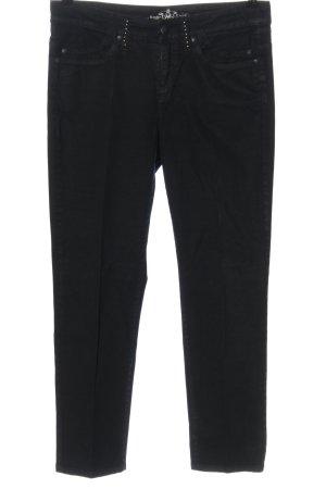Cambio Slim Jeans black casual look