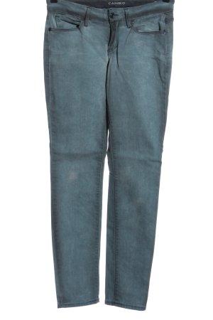 Cambio Slim Jeans blue casual look