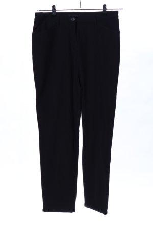 Cambio Jersey Pants black casual look