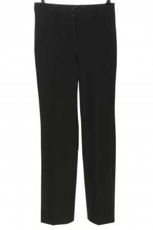 Cambio Jersey Pants black business style