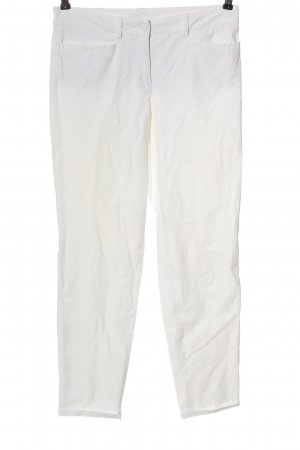 Cambio Jersey Pants white casual look