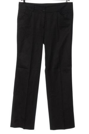Cambio Pantalone jersey nero stile professionale