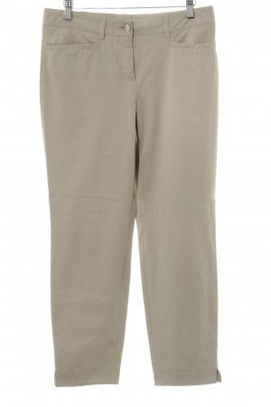 Cambio Stoffhose beige Business-Look