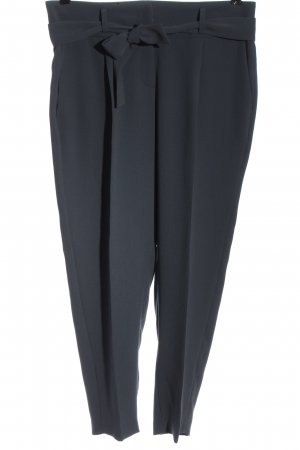 Cambio Jersey Pants blue business style