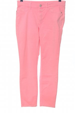 Cambio Stoffhose pink Casual-Look