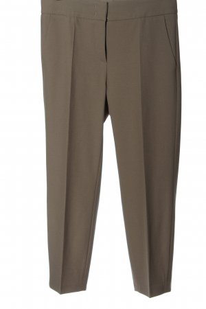 Cambio Jersey Pants brown business style