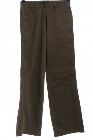 Cambio Pantalon en jersey brun style décontracté