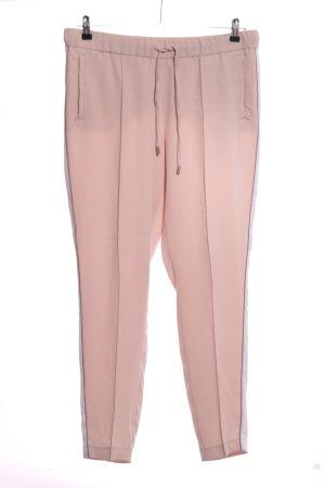 Cambio Stoffhose pink Casual-Look