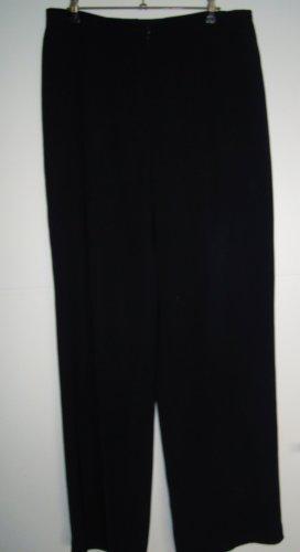 CAMBIO Stoffhose, schwarz , klassisch Gr. 40, Marlene-Stil